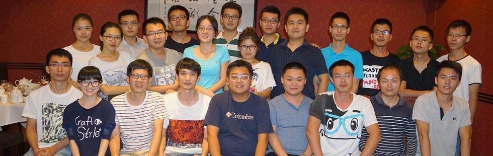 研究组举行多项活动庆祝成立五周年